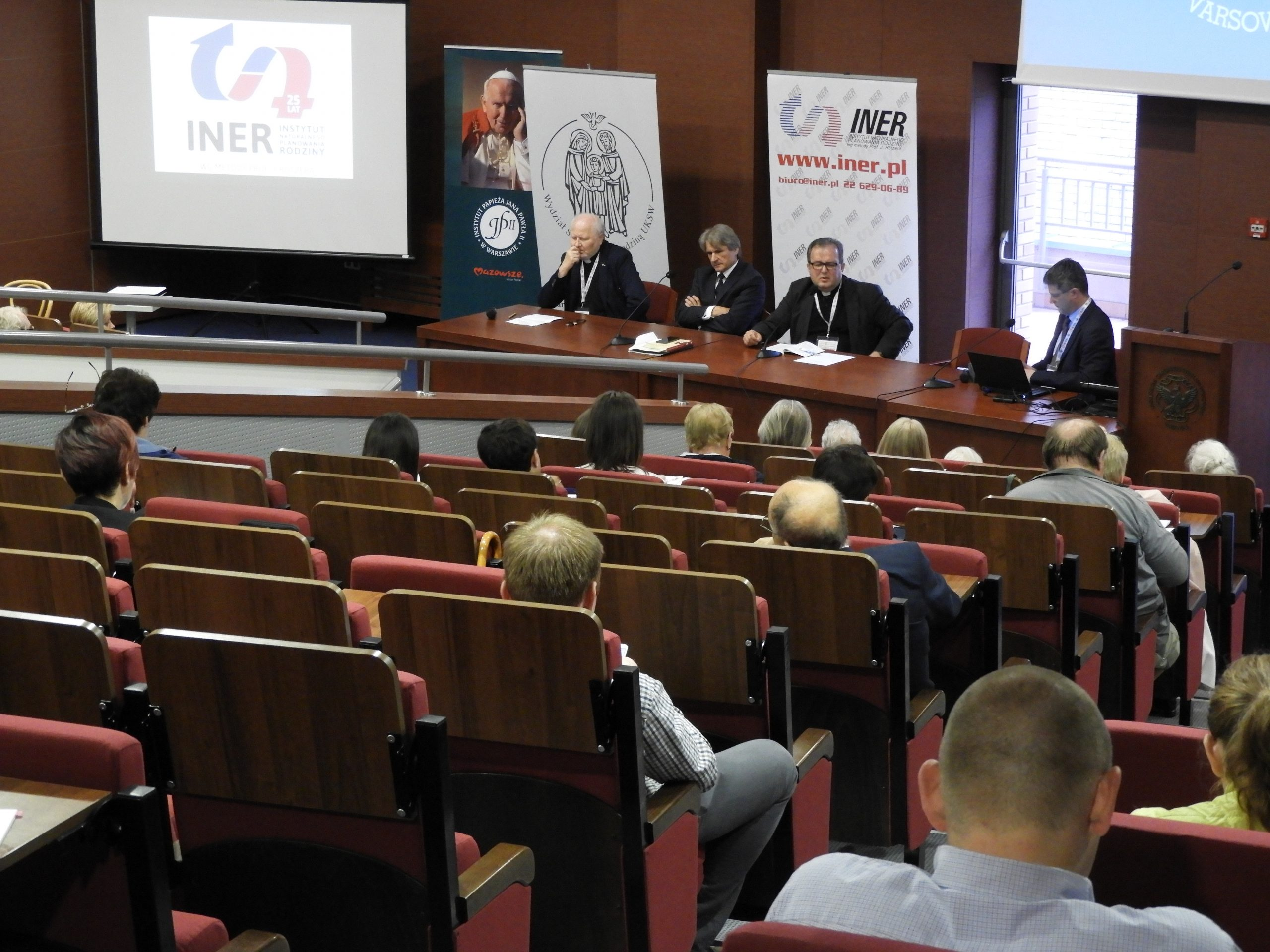 "Konferencja naukowa ""Humanae vitae – wtrosce ożycie ludzkie"""