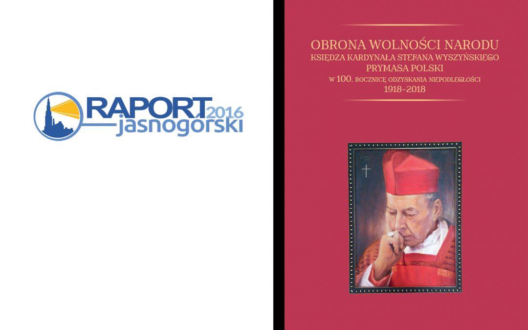 Promocja książek Instytutu naJasnej Górze