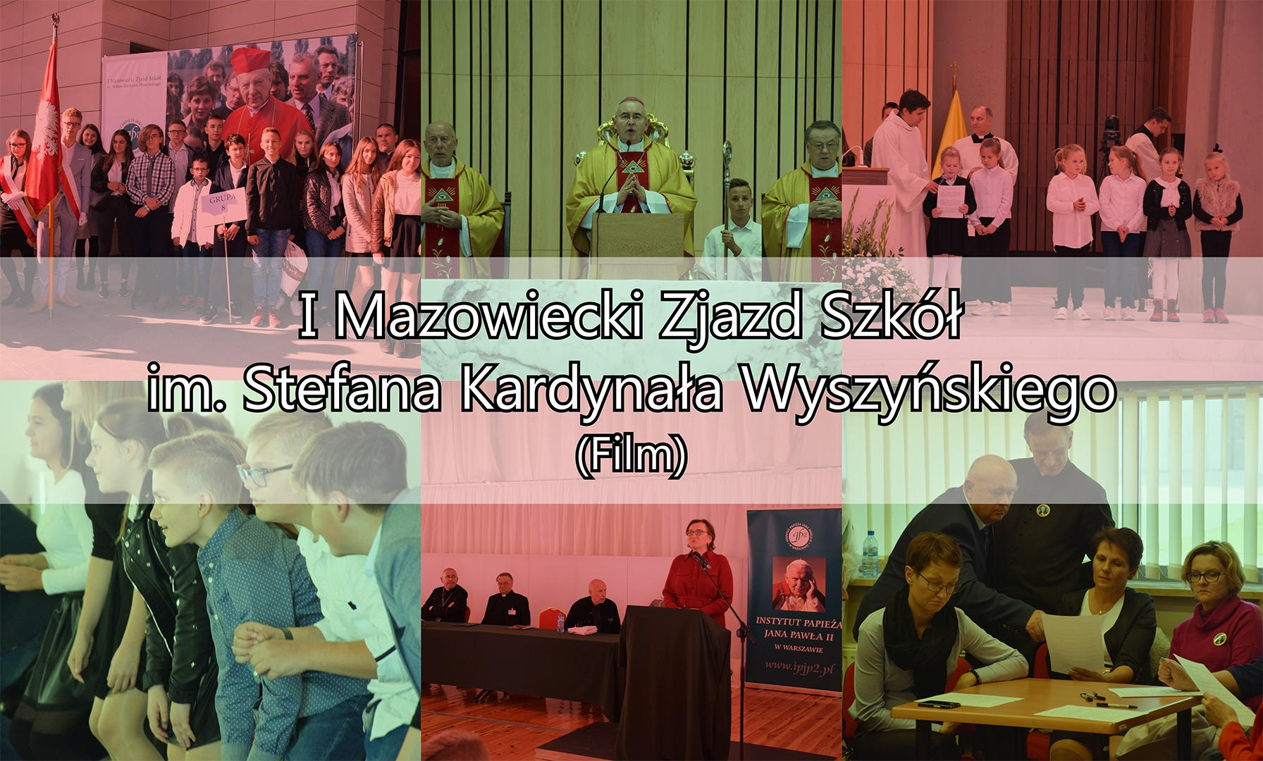 IMazowiecki Zjazd Szkół im.Stefana Kardynała Wyszyńskiego [FILM]