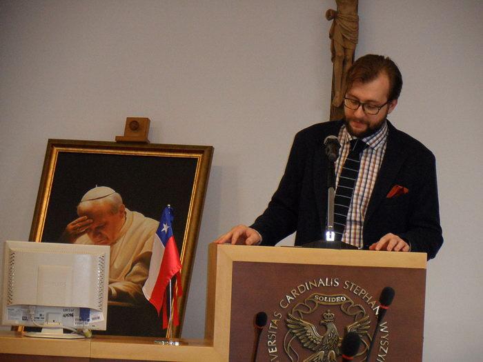 """Konferencja """"Jan Paweł II wChile"""""""