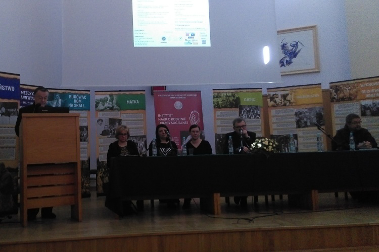 """Ogólnopolska Konferencja Naukowa """"Kierunek – Rodzicielstwo"""""""
