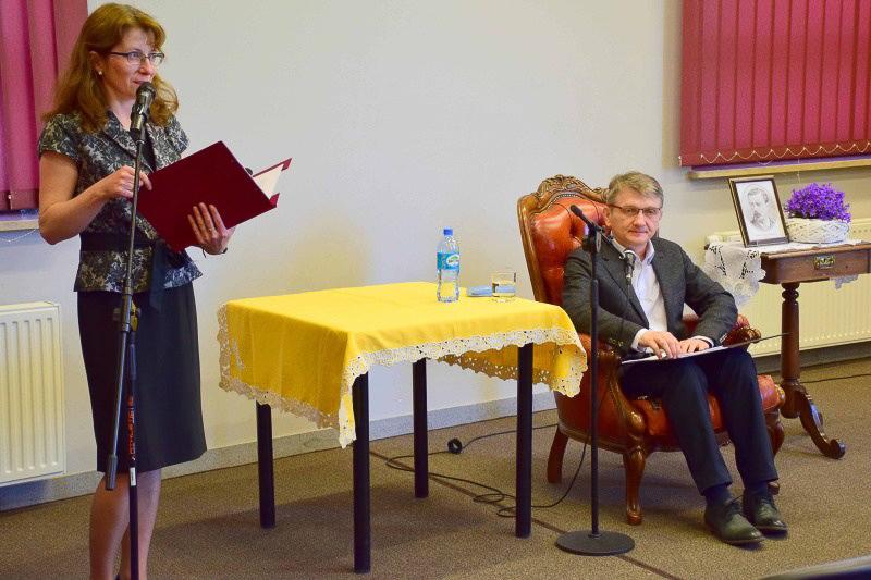 Spotkanie wRoku Sienkiewicza