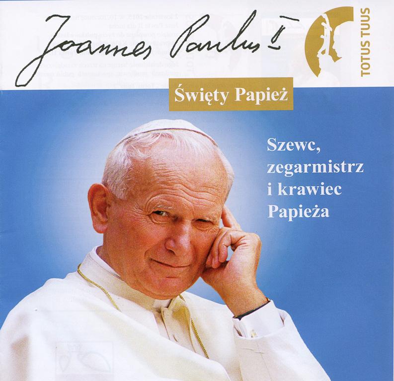 Nowe czasopismo oŚwiętym Janie Pawle II