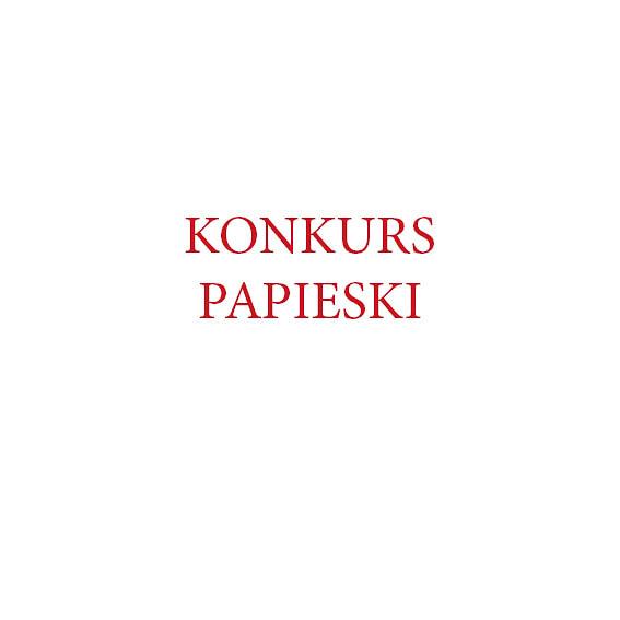 """Powiatowy konkurs plastyczny """"Od Lolka doJana Pawła II"""""""