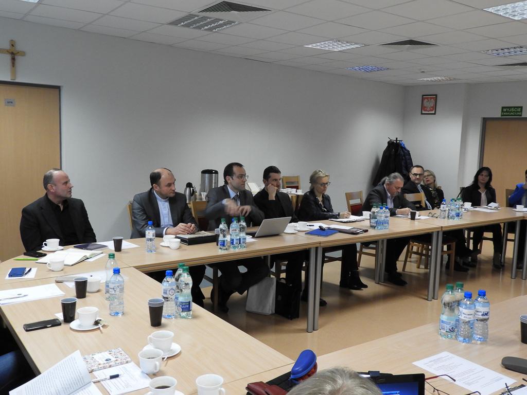 Posiedzenie Zespołu Teorii Wychowania działającego przy Komitecie Nauk Pedagogicznych Polskiej Akademii Nauk