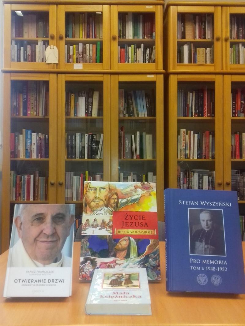 Nowości wbibliotece