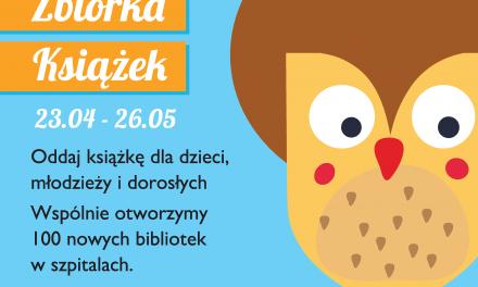 Finał Wielkiej Zbiórki Książek 2019