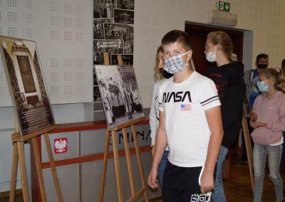 Wystawa oPrymasie Wyszyńskim wSadkach