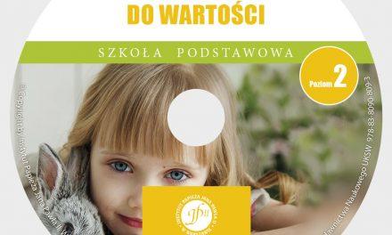 Nowość wydawnicza: Wychowanie dowartości. Szkoła Podstawowa. Poziom 2 [DVD], ks.drhab. Zdzisław Struzik, prof.UKSW