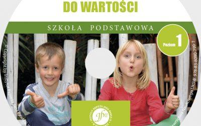 """NOWOŚĆ WYDAWNICZA: """"WYCHOWANIE DOWARTOŚCI. POZIOM 1"""", KS.DRHAB. ZDZISŁAW STRUZIK, PROF.UKSW – PŁYTA CD"""