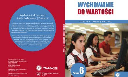 """NOWOŚĆ WYDAWNICZA: """"WYCHOWANIE DOWARTOŚCI. POZIOM 6"""" [CD], KS.DRHAB. ZDZISŁAW STRUZIK, PROF.UKSW"""