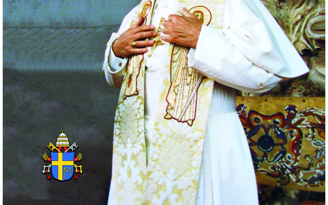 Wystawa Jan Paweł II wParagwaju