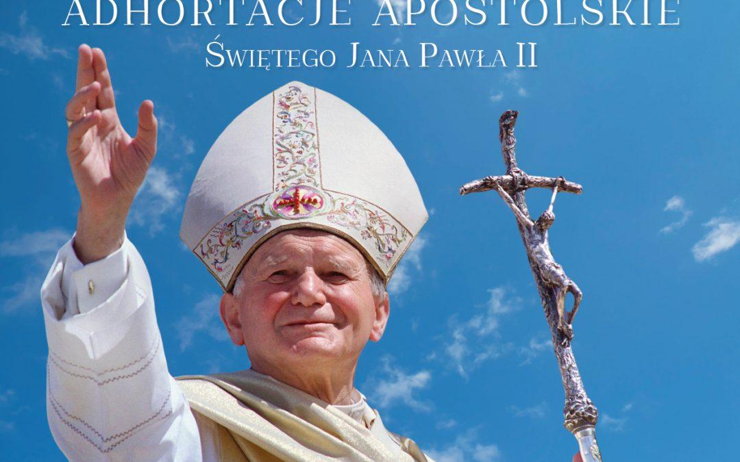 """Wystawa """"Adhortacje Apostolskie Świętego Jana Pawła II"""""""
