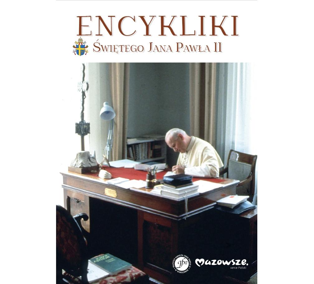 """Wystawa """"Encykliki Świętego Jana Pawła II"""""""