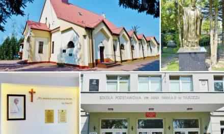 XXXII Ogólnopolski Zjazd Rodziny Szkół Jana Pawła II