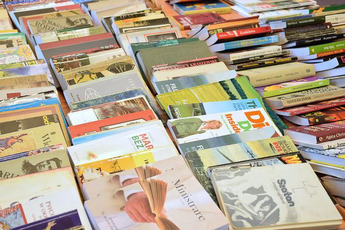 Finał akcji Uwolnij iprzygarnij książki