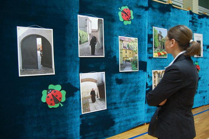 Objazdowa wystawa fotograficzna oks.Janie Twardowskim