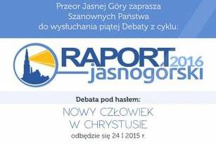 Piąta debata Raportu Jasnogórskiego
