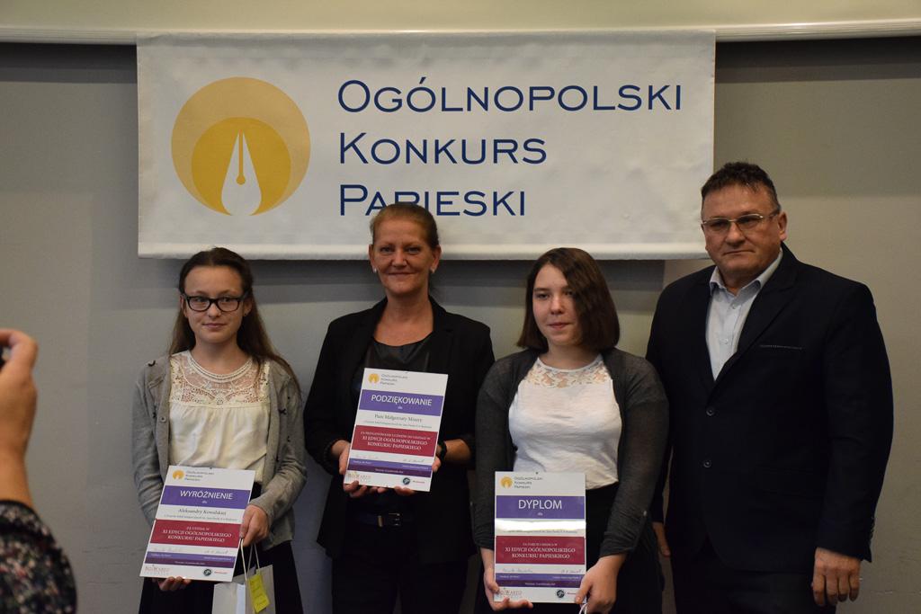 Gala finałowa XI edycji Ogólnopolskiego Konkursu Papieskiego