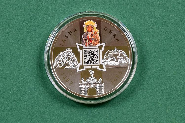 Nowe numizmaty wArchiwum IPJPII