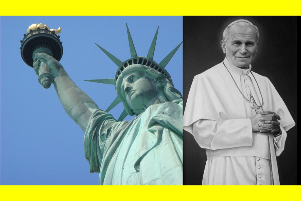 Papieskie pielgrzymki – część 1. [VIDEO]