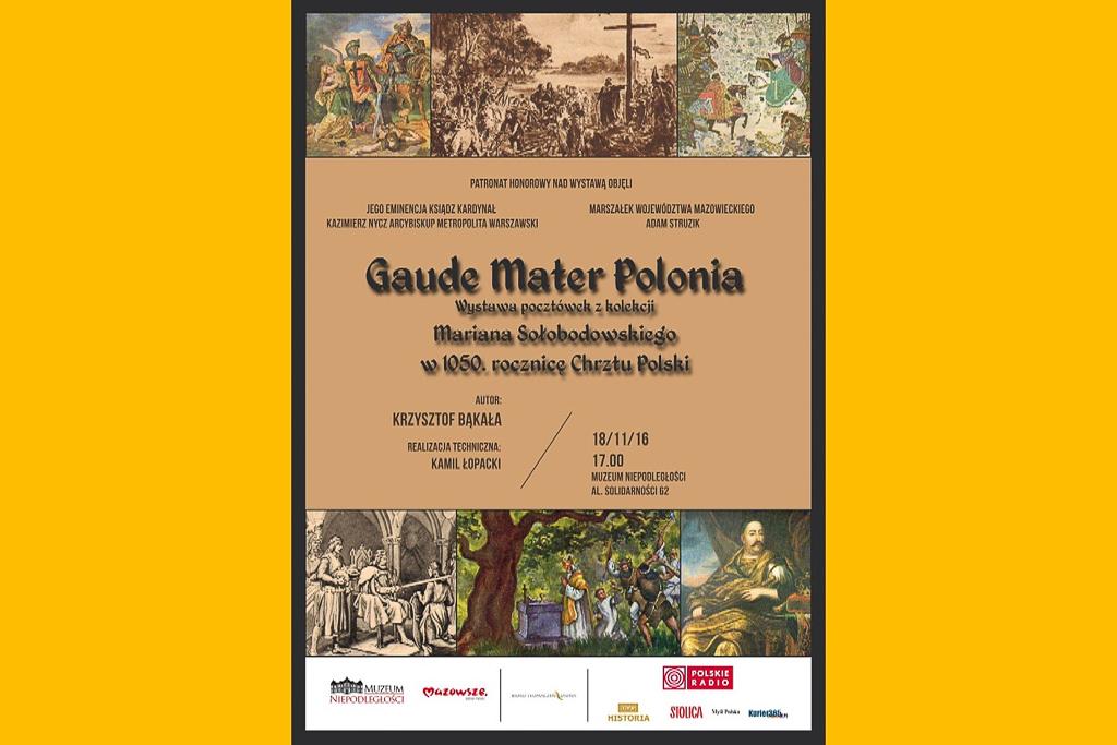 "Wystawa pt.""Gaude Mater Polonia"" [VIDEO]"