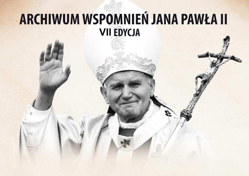 """Komunikat jury VII edycji """"Archiwum Wspomnień JP2"""""""