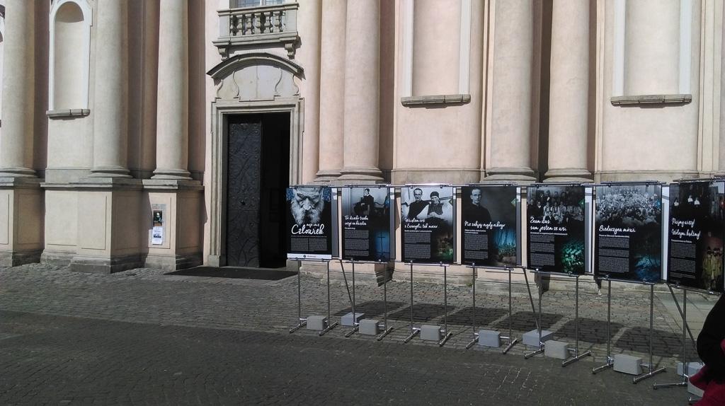 Wystawa zokazji 120. rocznicy urodzin ks.Jana Ziei