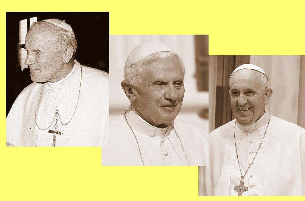 Papieskie pielgrzymki doPolski [VIDEO]