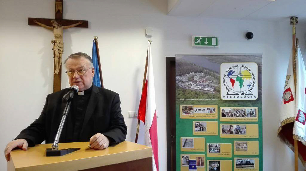 """Konferencja naukowa """"Jan Paweł II wTajlandii"""""""