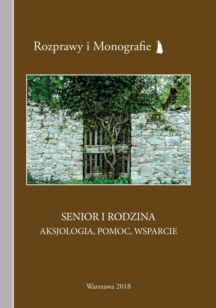 "Monografia ""Senior i rodzina"""
