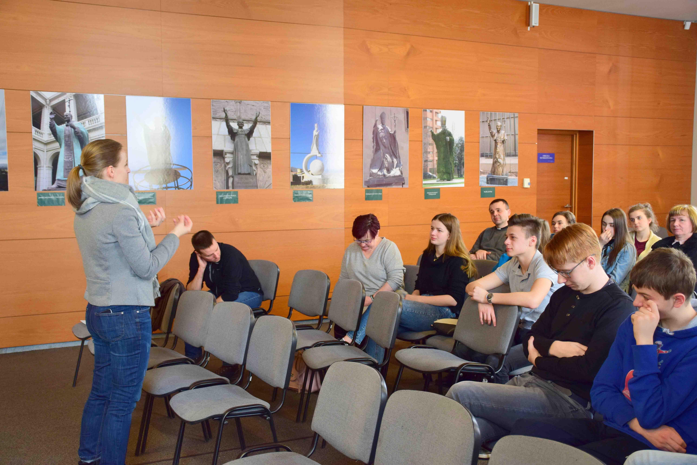 Warsztaty dla uczestników 2. etapu VIII edycji konkursu Archiwum wspomnień JP2