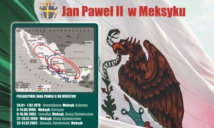 """Wystawa """"Jan Paweł II wMeksyku"""""""