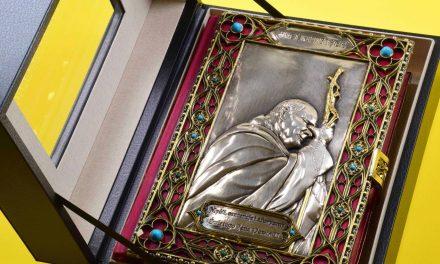 Napamiątkę trzech papieskich rocznic…