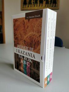 Ks. Zdzisław Struzik, Homilie ikazania narok A, B, C, Instytut Papieża Jana Pawła II, Warszawa 2021