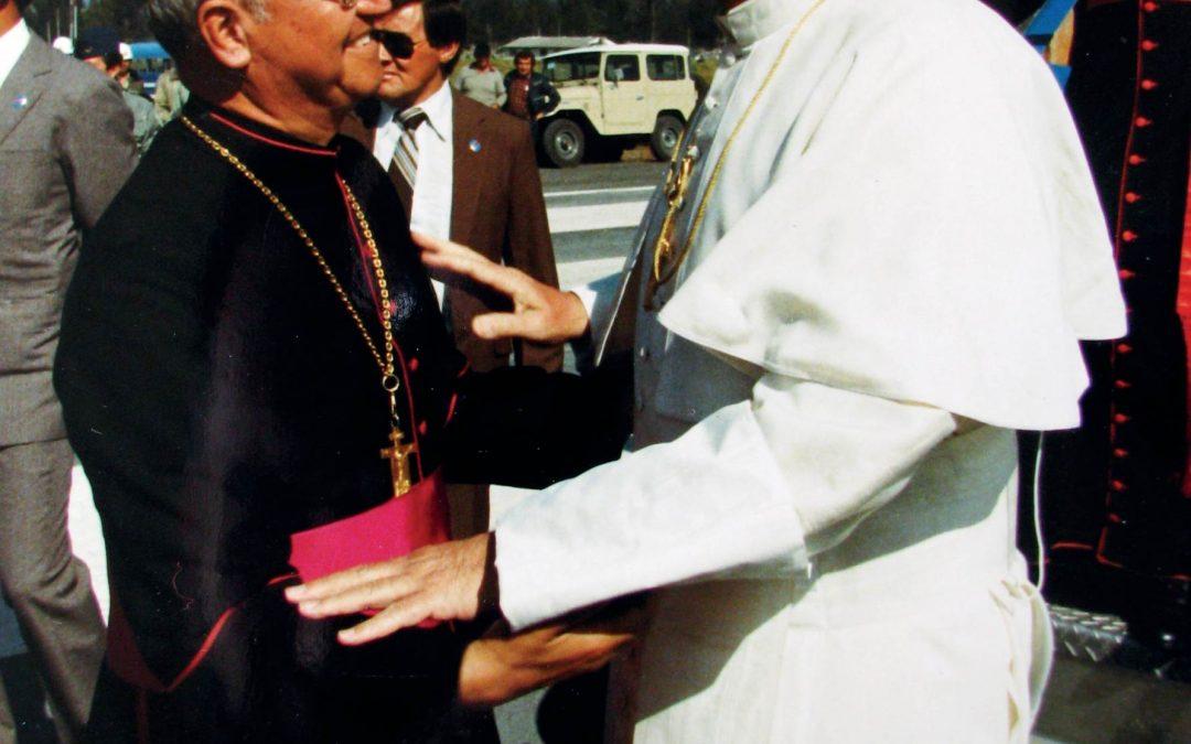 Wystawa Jan Paweł II wEkwadorze