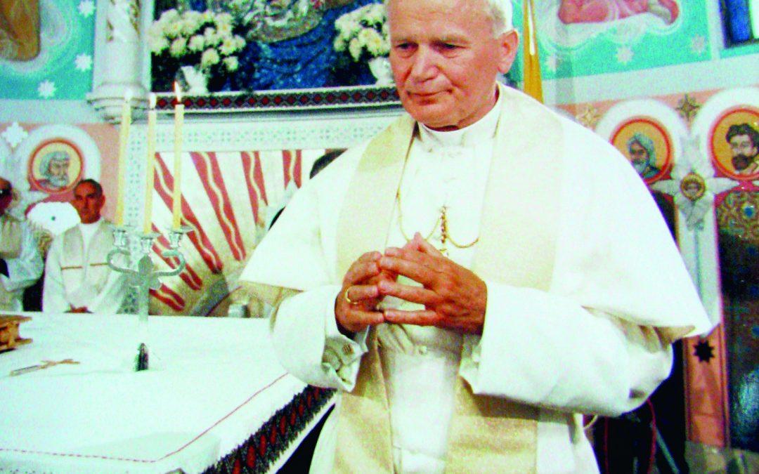 Wystawa Jan Paweł II wArgentynie