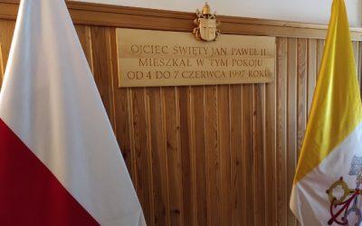 """Konkurs """"Kardynał Wyszyński ikardynał Wojtyła. Szlakiem przyjaźni naPodhalu"""""""