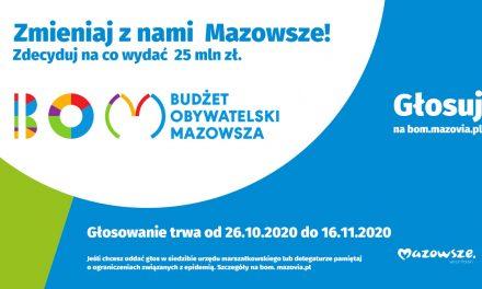 Zmieniaj znami Mazowsze!