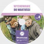 """Nowość wydawnicza: """"Wychowanie dowartości. Szkoła Podstawowa. Poziom 4"""" [CD], ks.drhab. Zdzisław Struzik, prof.UKSW"""