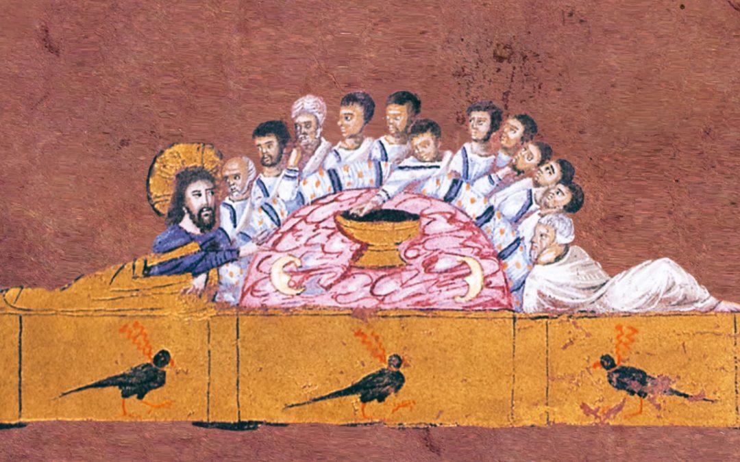 Nowość wydawnicza: Jezus wdrodze dośmierci izmartwychwstania. Komentarz doEwangelii Marka 8,27–16,20. Część II Mk 14,1–16,20