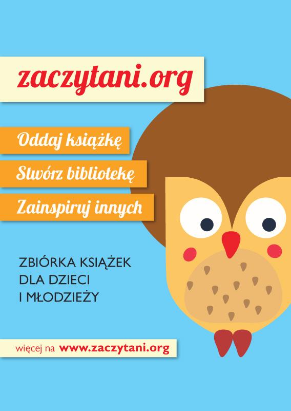 Finał Wielkiej Zbiórki Książek 2018