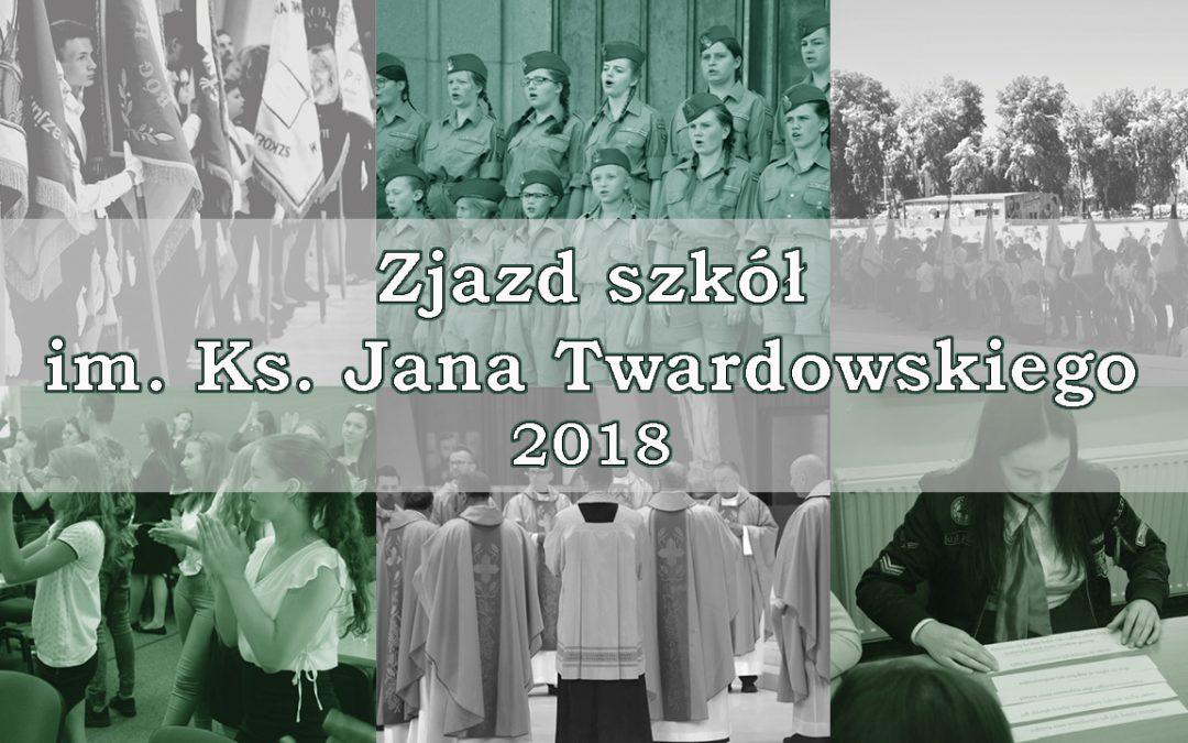 Zjazd Szkół im.Ks.Jana Twardowskiego [VIDEO]