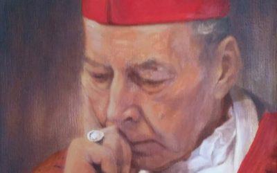 """Wystawa """"Stefan Kardynał Wyszyński. Prymas, którypatrzył dalej"""" wparafii św.Franciszka zAsyżu wWarszawie"""