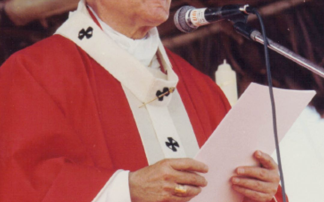 Wystawa Jan Paweł II wBoliwii